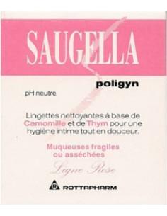 Lingettes Poligyn, boite de 10