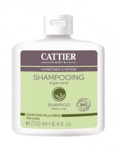 Shampooing a l'argile verte...