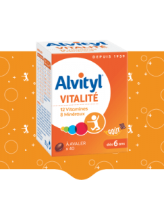 Alvityl Vitalité à Avaler -...
