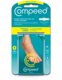 Compeed Cors+ acide...