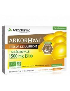 ARKOROYAL® Gelée Royale Bio...