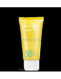 Crème solaire Anti-âge SPF...