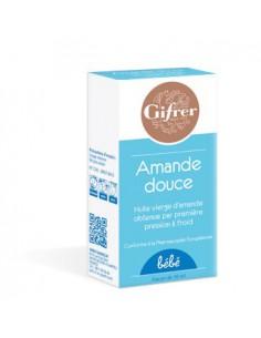 Huile Amande Douce, 56ml