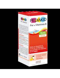 Sirop Fer + Vitamines B -...