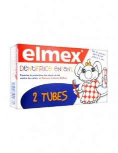 Dentifrice Enfant 0-6 ans -...
