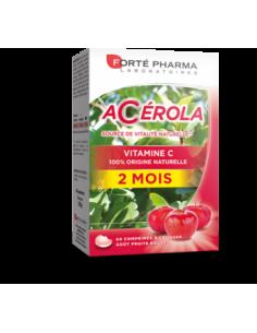 Acérola Vitamine C - 60...