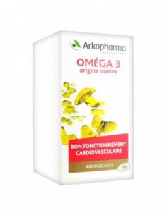 Arkogélules Omega 3 - 180...