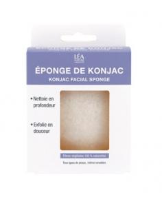 Eponge de Konjac, 1 éponge