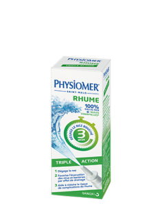 Physiomer Rhume Triple...