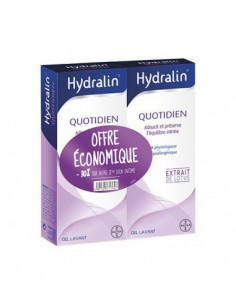 Hydralin Quotidien DUO -...