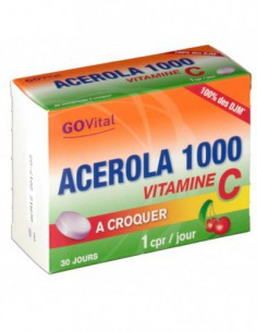 GOvital Acérola 1000 - 30...