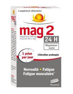 MAG 2 24h - 45 comprimés