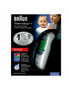Braun Thermoscan 7 IRT 6520...