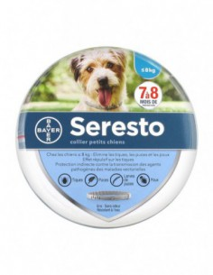Bayer Seresto Collier...