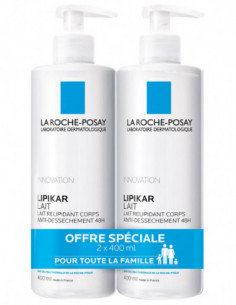 La Roche-Posay Lipikar Lait...