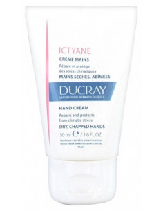 Ducray Ictyane Crème Mains...