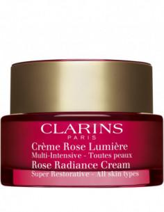 CLARINS Crème Rose Lumière...