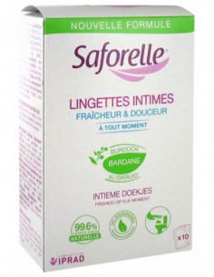 Saforelle Lingettes Intimes...